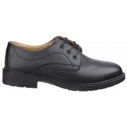 Amblers FS45 Black Safety Shoes