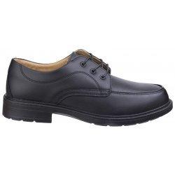 Amblers FS65 Black Safety Shoes