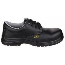 Amblers FS662 Black Metal Free Safety Shoes