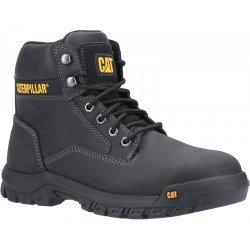 CAT Median S3 Black Safety Boots