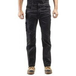 CAT Operator Flex Black Trousers
