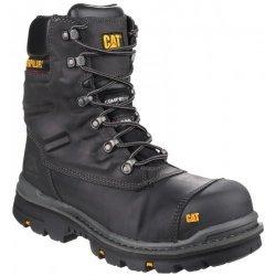 CAT Premier S3 Black Safety Boots