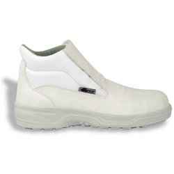 Cofra Lamar White Safety Boots