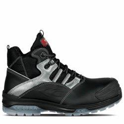 Cofra Modigliani Black Metal Free Safety Boots