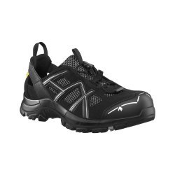 HAIX Black Eagle 610005 Black/White ESD Safety Shoes