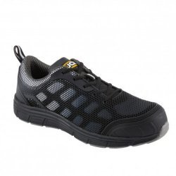JCB Cagelow Black Safety Trainers