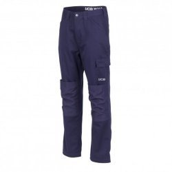 JCB Essential Cargo Trousers Navy