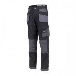 JCB Trade Plus Ripstop Trousers Black