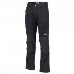 JCB Trade Ripstop Trousers Black