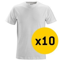 Snickers 10x 2502 T-Shirt Bundle