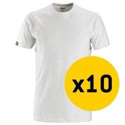 Snickers 10x 2504 T-Shirt Bundle