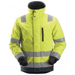 Snickers 1130 Hi-Vis Insulated Jacket Class 3