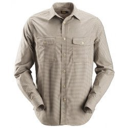 Snickers 8507 AllroundWork Comfort Checked Shirt