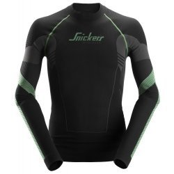 Snickers 9425 Seamless Base Layer Long Sleeve Shirt