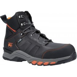 Timberland Pro Hypercharge Leather Black Safety Boots