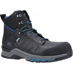Timberland Pro Hypercharge Leather Teal Safety Boots