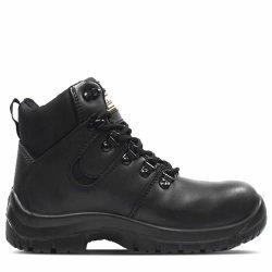 Titan Hiker Black Safety Boots