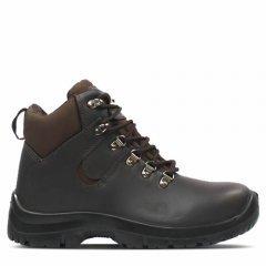 Titan Hiker Brown Safety Boots