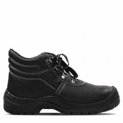 Titan Mercury Black Safety Boots