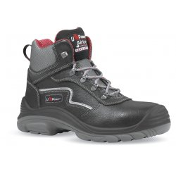 UPower Black Rock Safety Boots