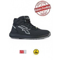 UPower Captain ESD Safety Boots Metal Free
