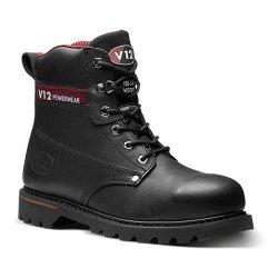 V12 V1235 Boulder Derby Safety Boots