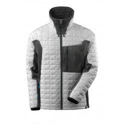 Mascot ADVANCED Jacket - White/Dark Anthracite