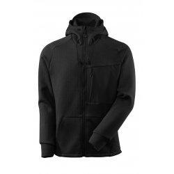 Mascot ADVANCED Hoodie with zipper - Black