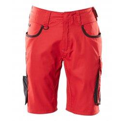Mascot UNIQUE Shorts - Red/Black