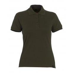 Mascot CROSSOVER Polo Shirt - Dark Olive