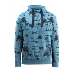 Mascot CROSSOVER Hoodie - Stone Blue