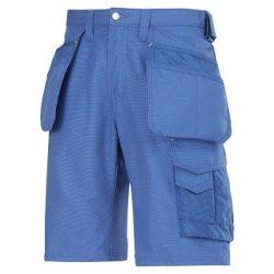 Snickers 3014 Craftsmen Blue Holster Pocket Shorts