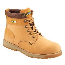 JCB 5CX Honey Safety Boots