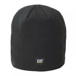 CAT 1120038 Logo Knit Cap