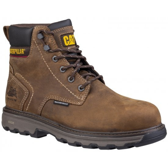 CAT Precision Safety Boots