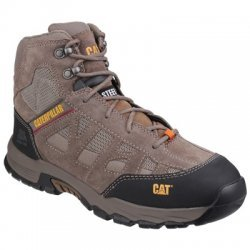 CAT Structure Mid Safety Boots