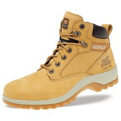 CAT Kitson Honey Safety Boots