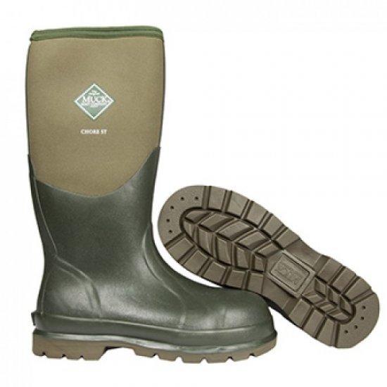 8c65902a1f8 Muck Boots Chore Steel Toe Cap Wellington Boots Muck Boot Company
