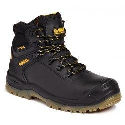 DeWalt Newark Black Safety Boots