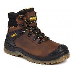 DeWalt Newark Brown Safety Boots