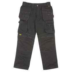 DeWalt Pro Canvas Work Trousers