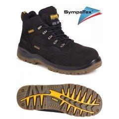 DeWalt Challenger3 Black Safety Boots