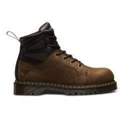 Dr Martens 21046203 Fairleigh ST Brown Safety Boots