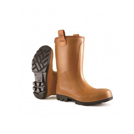 Dunlop C462743 Purofort Safety Wellingtons