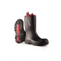 Dunlop C762043CH Purofort Safety Wellingtons