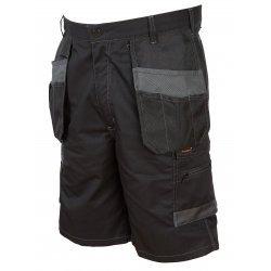 Himalayan Black/Grey Icon Trade Shorts