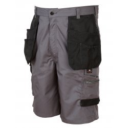 Himalayan Grey/Black Icon Trade Shorts