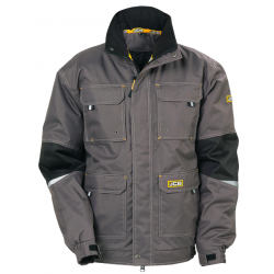 JCB Workwear Clayton Bomber Jacket
