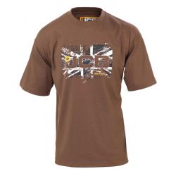 JCB Workwear Heritage Sand T-Shirt