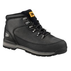 JCB 3CX Black Safety Boots